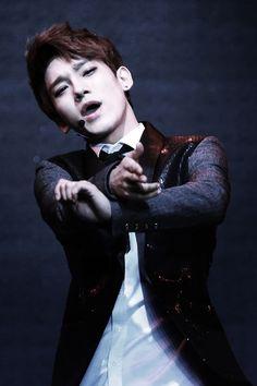 Chen EXO M Troll King #MAMA