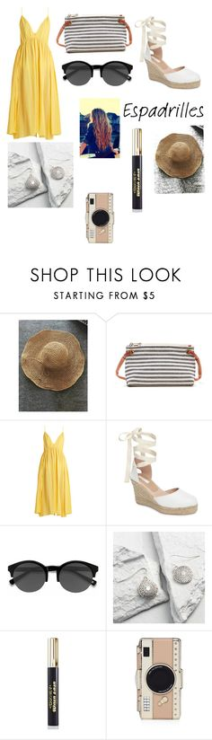 """Espadrilles Summer Contest"" by alinagomez1221 ❤ liked on Polyvore featuring Sole Society, Loup Charmant, Topshop, EyeBuyDirect.com, Cost Plus World Market, Medusa's Makeup and Kate Spade"