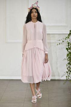 London Fashion Week - Bora Aksu ss17