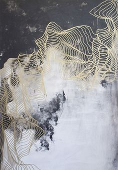 Ethereal Abstract Paintings