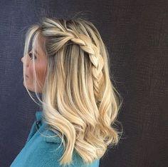 Quantas curtidas merece este cabelo 😍? . . #inspiração #hollywood #hollywoodstyle #huntingtonbeach #orangecounty #losangelesnails…