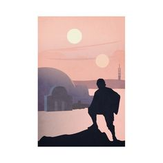 LynxArtCollection Star Wars // Two Suns