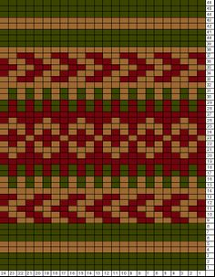 Tricksy Knitter Charts: Richard's hat copy (73811) copy