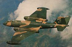 A Martin B-57 Canberra.