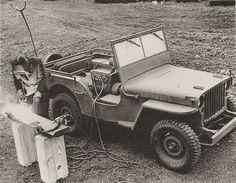 Welding Jeep