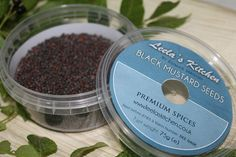 Black Mustard 75g Black Mustard Seeds, Cooking Oil, Green Beans, Spices, Fresh, Kitchen, Food, Cuisine, Meal