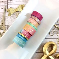 Best Day Every Washi Tape Samples