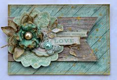 Project Ideas for Kaisercraft - Rustic Harmony Collection - Collectables - Die Cut Cardstock Pieces Beautiful Handmade Cards, Butterfly Cards, Love Cards, Card Tags, Paper Cards, Creative Cards, Anniversary Cards, Greeting Cards Handmade, Vintage Cards