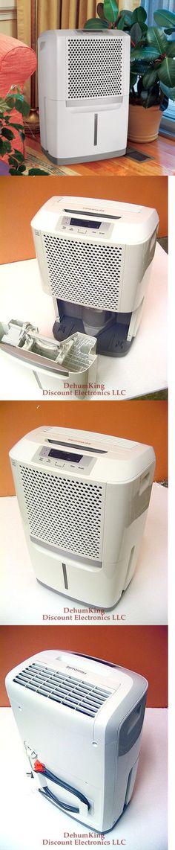 Dehumidifiers 79621 New Frigidaire 50 Pint Capacity Energy Star