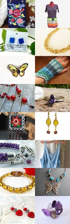 What a Girl Wants by Suzanne and Melissa on Etsy--Pinned+with+TreasuryPin.com