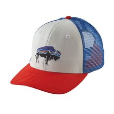 Fitz Roy Bison Trucker Hat 2013f055c16d
