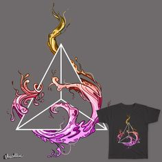 Tetrahedron on Threadless