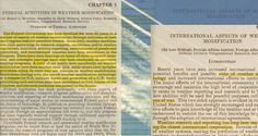 Geoengineering Cover Up Revealed in Lost 1978 Government Report | Humans Are Free