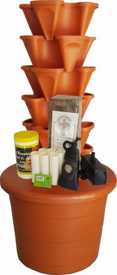 Vertical Hydroponic Garden Kit