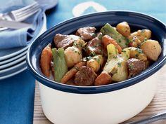 Lamb Stew with Root Vegetables Recipe  - Jim Clendenen | Food & Wine