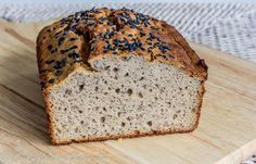Buckwheat Bread Machine Recipe, Gluten Free Buckwheat Bread, Buckwheat Recipes, Bread Machine Recipes, Flour Recipes, Bread Recipes, Buckwheat Waffles, Freezer Recipes, Freezer Cooking