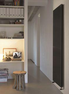 Vertical wall-mounted radiator KUBIK | Vertical radiator - @tubesradiatori