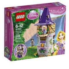 LEGO Disney Princess Rapunzel's Creativity Tower 41054