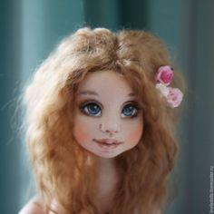 Как нарисовать личико текстильной кукле. Обсуждение на LiveInternet - Российский Сервис Онлайн-Дневников