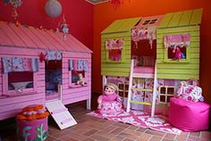 cute for a little girls room, Paige would love this!!!!