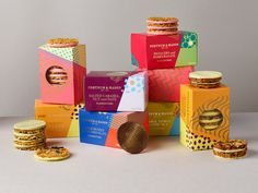 Fortnum & Mason Florentines Packaging by Design Bridge