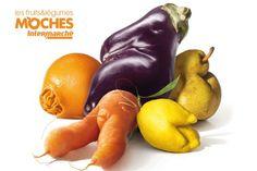 En France, les fruits et légumes moches ont du succès (vidéo) - Santé - Actualité - LeVif.be