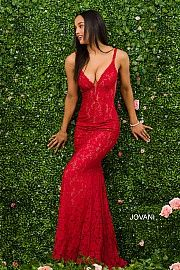 Joavni 48994 Red Fitted Lace Available @4LavishBoutique also in white and Navy in store http://www.wvlavishboutique.com