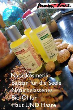 Naturkosmetik von Wilco: Balsam für die Seele - Bio Öl für Haut und Haare Fancy Makeup, Soap, Personal Care, Beauty, Zero Waste, Essential Oils, Nature, Products, Homemade Cosmetics