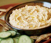 Hummus with Mellow Garlic & Cumin