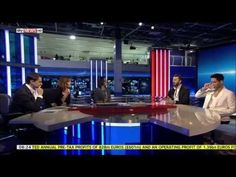 Owais and Shmoyel from Desi Rascals on talking about the new reality TV show on Sky News.