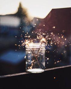sparklers//