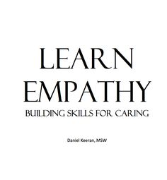 Building Empathy Skills free e-book by Daniel Keeran, MSW. Great for helping students. Counseling Activities, School Counseling, Therapy Activities, Therapy Tools, Therapy Ideas, Bukowski, Preschool Social Skills, Solution Focused Therapy, Mental Health Counseling