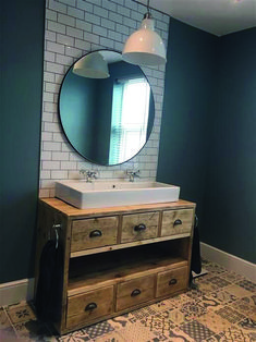 We all know Amazing Home design is really suitable for our Home. You can learn from our article Beautiful Bathroom Mirror Ideas to Shake Up Your Morning Lipstick (Trendy Pictures) and get some ideas for your Home Design. Bathroom Sink Units, Bathroom Mirrors, Basement Bathroom, Bathroom Cabinets, Bathroom Pics, Framed Mirrors, Bathroom Suites Uk, Trough Sink Bathroom, Large Bathroom Sink
