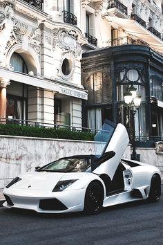 Lamborghini Murcielago. V