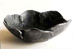 A2: Contemporary Metal Bowls