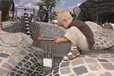 B: Interactive Water