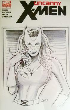 Marvel Girl •Greg Land