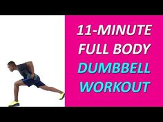 Fat-Blasting Full Body Dumbbell Workout at Home If you want to blast stubborn fat and build lean muscle using dumbbells, use this full body dumbbell workout you can do at home Full Body Dumbbell Workout, Belly Fat Workout, Easy Workouts, At Home Workouts, Morning Workouts, Lower Body Muscles, Stubborn Fat, Body Weight, Weight Loss