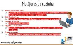 Português para todos: Metáforas da cozinha (3)