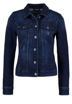 edc by Esprit Denim jacket - blue dark wash for £59.99 (08/04/17) with free delivery at Zalando