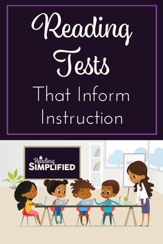 What most reading tests WON'T tell you...and FREE tests that WILL pinpoint the source of students' reading problems. | Reading Tests that Inform Instruction | 3 FREE tests that take less than 5 minutes. Reading Test, Reading Intervention, Teaching Reading, Guided Reading, Learning Games For Kids, Learning Letters, Reading Incentives, Teaching Strategies, Teaching Ideas