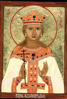 saint olga | St. Olga, Royal Passionbearer