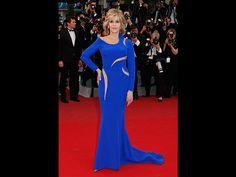 Cannes 2015 Jane Fonda (Quelle: REUTERS/Benoit Tessier)