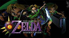 THE LEGEND OF ZELDA MAJORA'S MASK N64 ROM DOWNLOAD (USA/EUR/JPN) - https://www.ziperto.com/the-legend-of-zelda-majoras-mask-n64-rom/