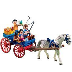 "Playmobil Horse Drawn Carriage - Playmobil - Toys ""R"" Us"