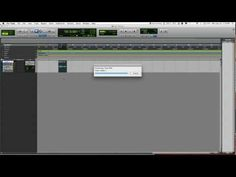 How to start editing in Pro Tools