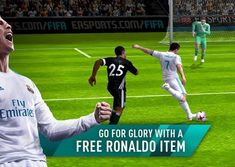 EA Fifa Soccer Mod apk, is developed by Electronic Arts. this is the American video game company the Headquarter of this Gaming Company is Redwood City in California. Fifa Football, Fifa Soccer, Soccer Games, Sports Games, Ea Fifa, Fifa 20, Cristiano Ronaldo, Google Play, Fifa Online