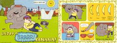 English    is    FUNtastic: Brrrr Banana!