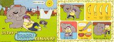 English    is    FUNtastic: Brrrr Banana!