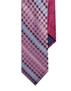 Checkered Tie | Lord and Taylor